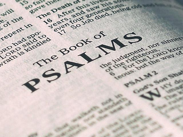 Stuies In Psalms  144:1-2